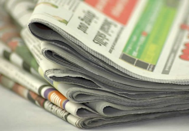 Newspaper headlines: Wednesday, June 12, 2019